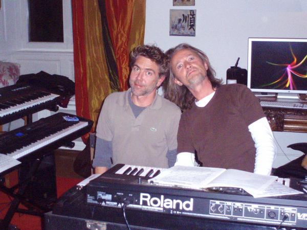 ...mit George Kochbeck
