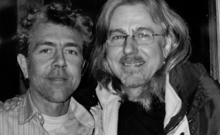 mit Bernd Römer (Karat)